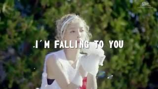 Gambar cover TAEYEON - WHY Music Video Lyrics Han|Rom|Eng