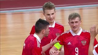 Квалификация ЕВРО 22 Группа 2 Россия Франция 5 1