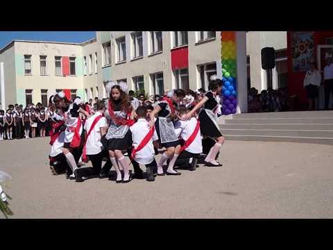Астрахань Школа№12 Выпускной 2016
