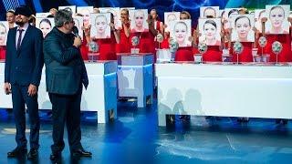 Шоу «Удивительные люди». Станислав Водолей. Потрясающая визуальная память