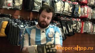 Вратарские перчатки Sells Silhouette Exosphere(www.keeper-shop.ru., 2011-01-12T14:56:15.000Z)