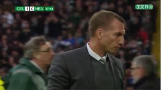 Celtic 5   v Hearts 0