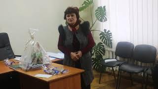 В Великой Михайловке поздравляли соцработников