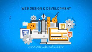 Web Development & Digital Marketing Company - Shubindia
