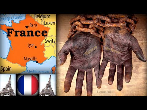 France Extorting Countries For Billions Of Dollars As Benefits From Slavery