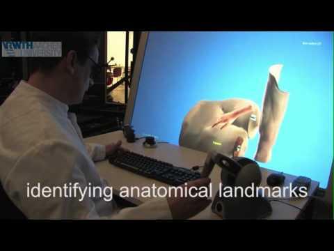 Virtual Reality-based Regional Anesthesia Simulator - YouTube