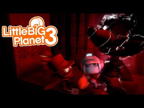 TRIAL AND ERROR, ERROR, ERROR | Little Big Planet 3 (PS4) Multiplayer Gameplay