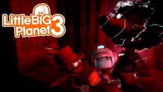 TRIAL AND ERROR, ERROR, ERROR | Little Big Planet 3 (PS4) Multiplayer Gameplay