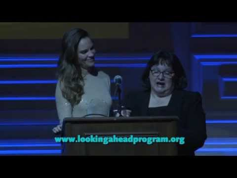 Hilary Swank and Judy Swank Acceptance Speech  The Actors Fund's Looking Ahead Parenting Award