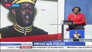 Hillary Mutyambai ndiye inspekta mkuu wa polisi, aahidi kuboresha kikosi cha polisi