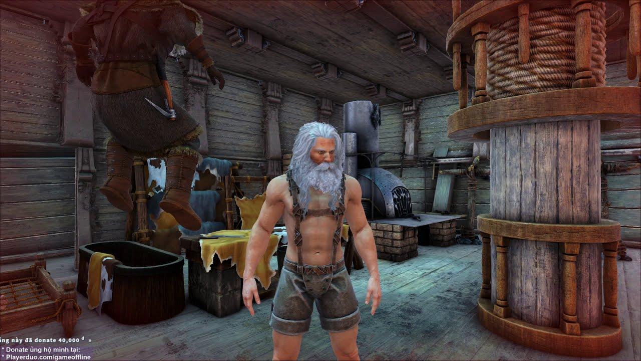 Live game ATLAS – Qua khu đảo mới, tìm Rồng nhé các bạn ^^