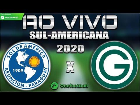 Sol de América x Goiás Ao Vivo | Sul-Americana 2020 | Primeira fase | Narração
