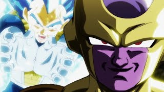 Gohan & Frieza Tag Team vs Dyspo - Dragon Ball Super Episode 124 Anime Review
