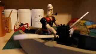 Popeye Whirligig