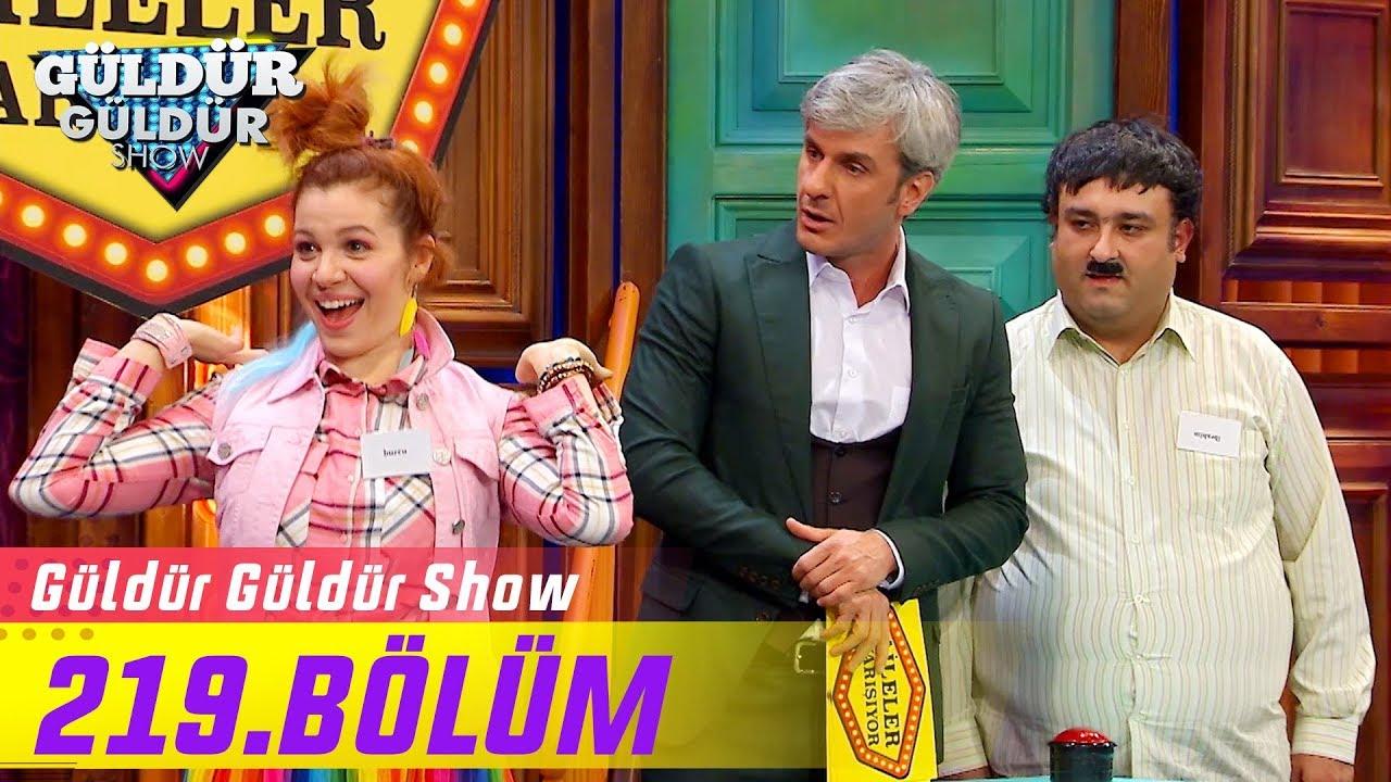 Güldür Güldür Show 219.Bölüm (Tek Parça Full HD)