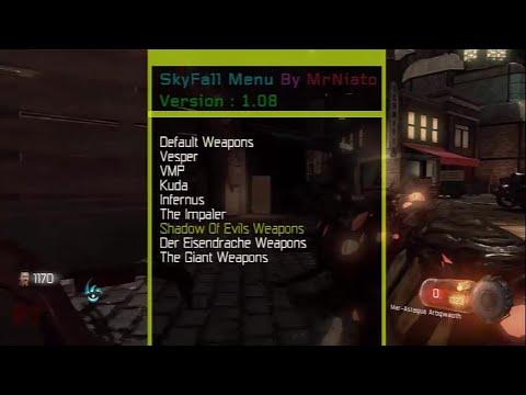 Download [BO3/NPEB02266] SkyFall Zombies Sprx Mod Menu [Cex-Hen]