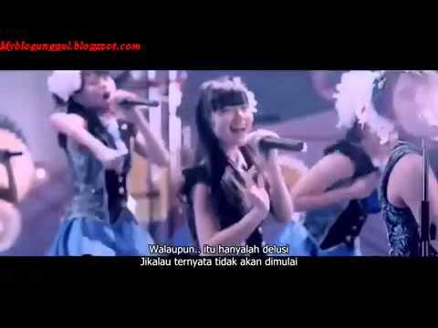 video clip jkt48 flying get + Lyric