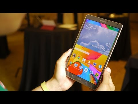 How to Replace Your Samsung Galaxy Tab S 10.5 Battery - YouTube