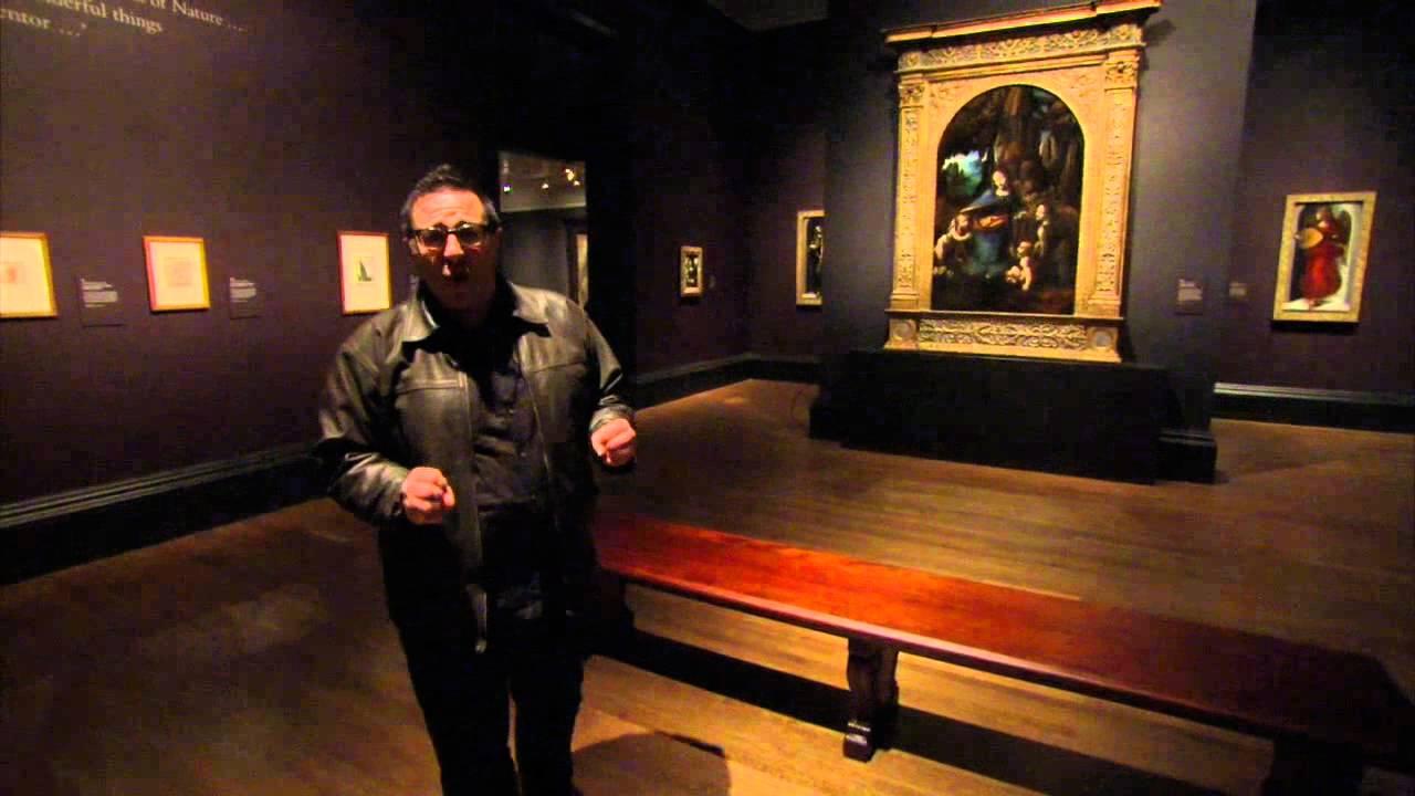 Leonardo D Exhibition : Leonardo da vinci at the national gallery youtube