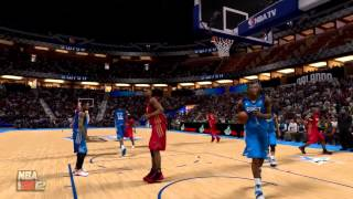 NBA 2K12 My Player - The All-Star Game