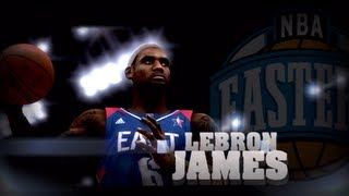 NBA 2K14 - All-Star Game - West vs. East - [All-Star Weekend 2014] [FULL-HD] [Xbox 360]