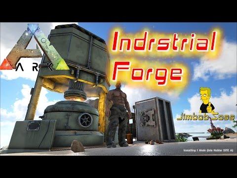 ARK Survival Evolved Industral Forge