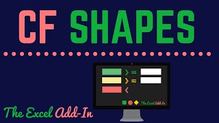How to Conditional Format Shapes in Excel