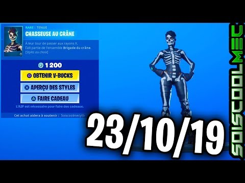 boutique-fortnite-23-octobre-2019,-nouveau-skins,-item-shop-october-23,-2019
