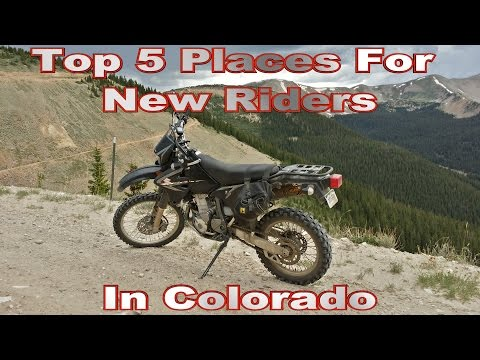 Top 5 Places For New Riders In Colorado