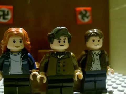 LEGO- melody pond regenerates