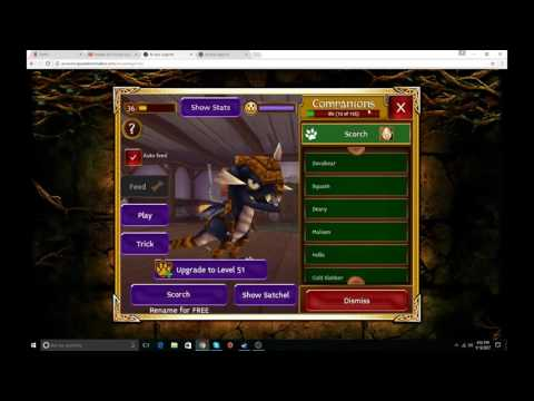 Arcane Legends All My Accounts I Own