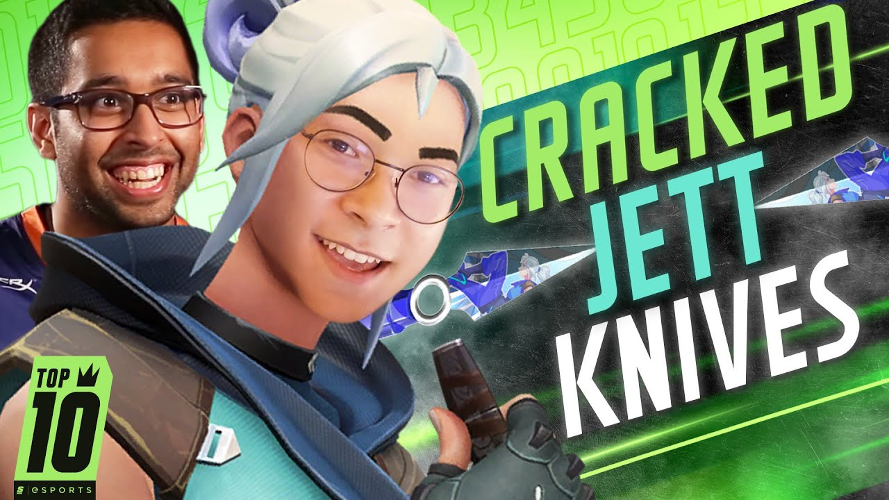 The Top 10 IMPOSSIBLE Jett Ults