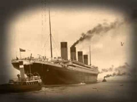 Titanic, The Journey Begins