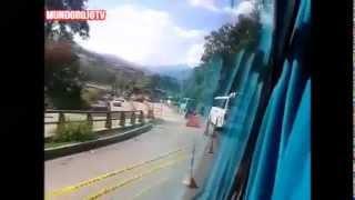 Caravana del Baron Rojo Sur a Bello, Antioquia.
