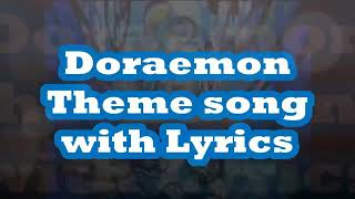Doraemon theme song full with lyrics