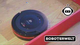 Praxistest Dirt Devil M607 Spider | Roboterwelt