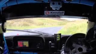 Frank Kelly & Liam Brennan - Donegal International 2015 - SS20 InCar
