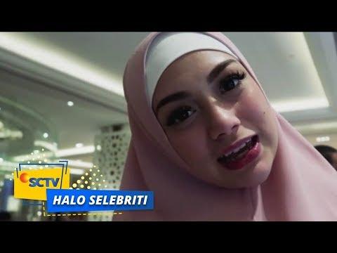 Celine Evangelista Akui Nyaman Kenakan Jilbab  - Halo Selebriti