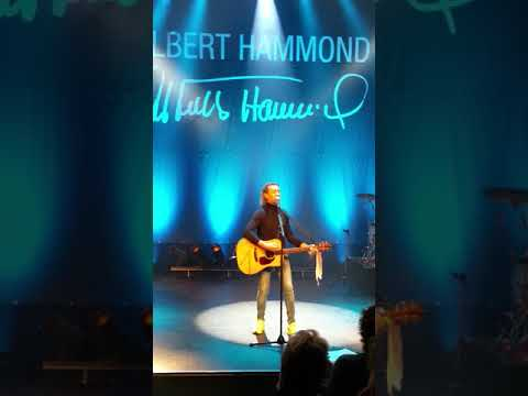 Albert Hammond Songbook tour 2017 Vlissingen The free electric band