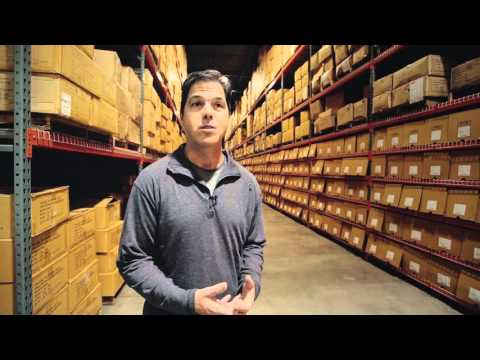 SCOTTeVEST : DTI Warehouse Tour