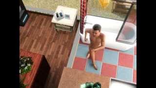 симс голый sims