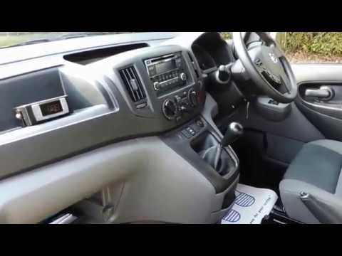 0fdf8310af Fridge Chiller Refrigerated Van Nissan NV200 - YouTube