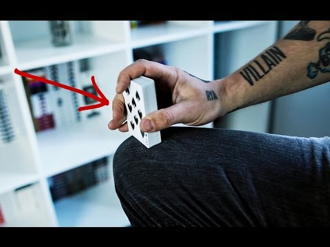 How to BREAK-IN NEW Playing Cards (NEW HATS TOO!)