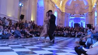 Mariana Montes & Sebastián Arce 18 Torino Tango Festival 31 3 2018 2 3