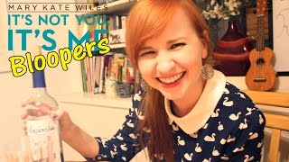 'It's Not You, It's Me' Bloopers!