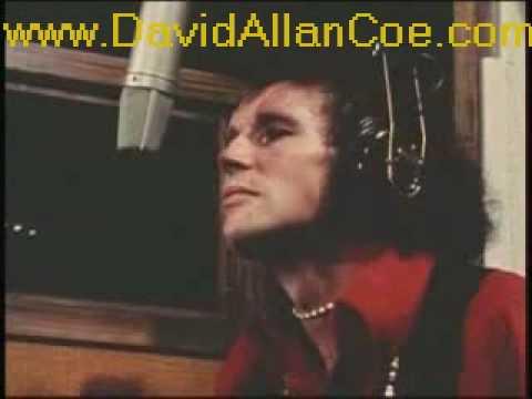 DAVID ALLAN COE Oh Warden flv