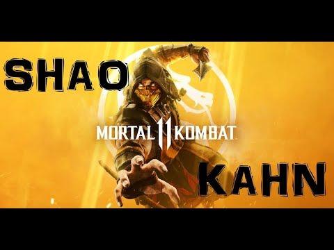 Mortal Kombat 11: Cover Art and CHARACTER DESIGNS?! thumbnail