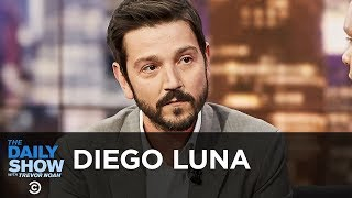 """Diego Luna   Bringing Nuance To The Drug War With """"narcos: Mexico""""   The Daily Show"""