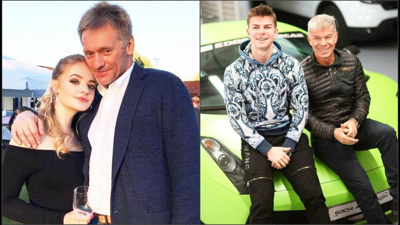 Дети российских знаменитостей, которые учатся за границей