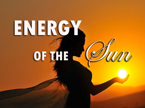 Meditation Music - Energy of the Sun - Relaxation - Spiritua